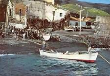 Portugal Acores Vila Franca do Campo Regresso de Barcos de Pesca Fishing Boats