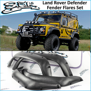 Land Rover Defender Fender Flares Set Defender 90 110 130 Wheel Arches 1983-2016