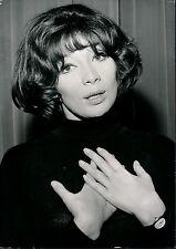 Juliette GRECO 1964 à Bobino