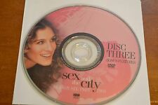 Sex and the City Sixth Season 6 Part Two Disc 3 Replacement DVD Disc Only ***