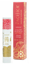 Pacifica Sheer Colour/Color Quench LIP TINT Wine Red BLOOD ORANGE 4.25g