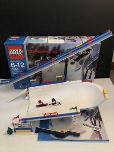Lego Snowboard Super Pipe 3585
