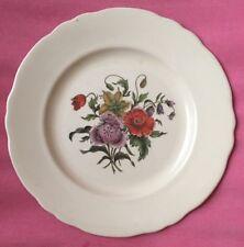 """Vintage K & G Luneville Badonviller France  8 1/2"""" Salad/Luncheon Plate"""