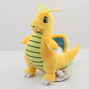 "New 9"" Plush Doll Toy Dragonite Collectible Charizard Stuffed Animal Gift"