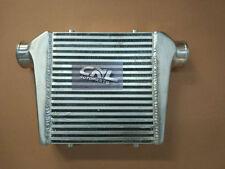 "Universal Ladeluftkühler LLK Aluminium Turbo INTERCOOLER 280x300x76m mm 3"" I/O"
