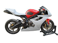2006-2012 06 07 08 09 10 11 12 Triumph Daytona 675 Race Fairing w/Superbike Tail