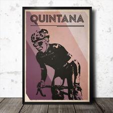Nairo Quintana Rétro CYCLISME POSTER Sagan Tour de France Richie porte