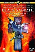 BLACK SABBATH - THE BLACK SABATH STORY VOL.2,1978-1992  DVD NEU