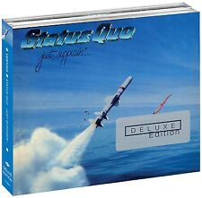 STATUS QUO JUST SUPPOSIN' DELUXE EDITION 2CD ALBUM (New Release 26th May 2017)