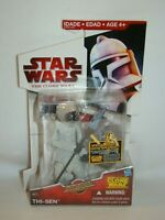Star Wars the Clone Wars, Thi-Sen CW13 figure 2009 Hasbro New