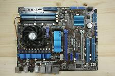 Mainboard Asus M4A79XTD-EVO + CPU Intel Celeron 145 + Lüfter (MA84)