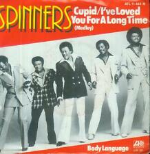 """7"""" Spinners/Cupid/I´ve Loved You For A Long Time (NL)"""