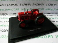 TR73W Tracteur 1/43 universal Hobbies n° 144 VALMET 33 1957