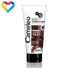 Delia Cameleo Brown Effect Conditioner For Natural Brown And Dyed Hair 200ml