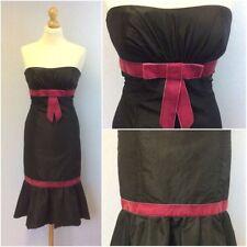Knee Length Cocktail Patternless Velvet Dresses for Women