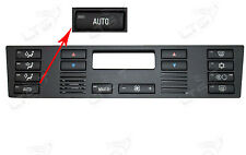 BMW E53 E39 M5 X5 Replacement Climate A/C Control Panel Air Auto Button New