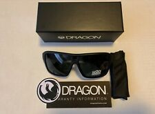 DRAGON Sunglasses THE JAM H2O MATTE BLACK WITH SMOKE