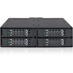 Icy Dock 211459 Removable Device Mb607sp-b Tougharmor 4x2.5sata Ssd/hdd