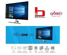 "MEDIACOM All In One M-AO210  CPU Atom X5 Z8350 4GB RAM SSD32GB LCD 21,5"" Full HD"