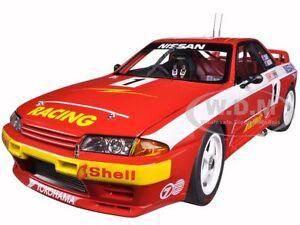 NISSAN SKYLINE GT-R R32 BATHURST WINNER 1992 RICHARDS #1 1/18 AUTOART 89279