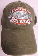 Beaver Street Brewery Hat Cap USA Embroidery Flagstaff Arizona Prefade
