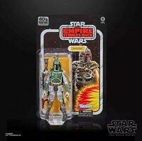 Star Wars Black Series Empire Back 40th Anniversary Boba Fett IN Hand