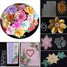 Flower Cutting Dies Stencil Scrapbooking Paper Card Embossing Craft DIY Die-Cut