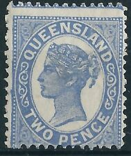 Queensland Royalty Australian Stamps