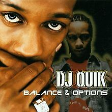 Balances & Options von DJ Quik   CD   Zustand gut