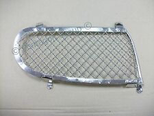 New Genuine MG Rover ZR RH Chrome Upper Radiator Grill Grille DXC000080MMM obs