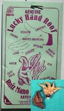Lucky Hand Root Voodoo Hoodoo Wiccan Pagan Witchcraft Ritual Item