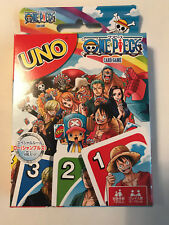 One Piece Uno Playing Cards - Japanese Anime Card Game - Ensky Japan Onepiece
