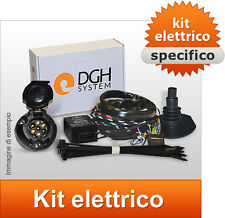 Kit elettrico specifico 13poli per gancio di traino Land Rover Discovery 3 04-09