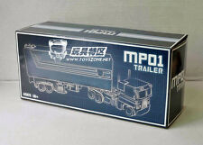 SILVER Trailer with Roller & Gun FOR Transformers MP01 Optimus Prime NEW
