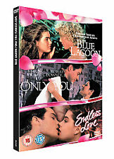 Blue Lagoon / Only You / Endless Love (DVD, 2008, 3-Disc Set) Brooke Shields