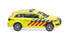 WIKING 007117 AUDI Q7 - Notarzt Niederlande