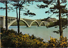 29 - cpsm - BREST PLOUGASTEL DAOULAS - Le pont Albert Louppe