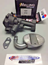 Pontiac High Pressure Engine Oil Pump With Screen High Performance Melling 10540