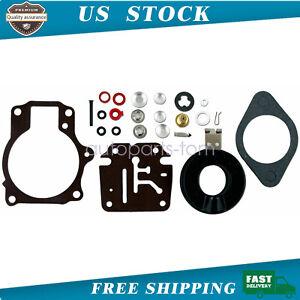 Carburetor Carb Rebuild Repair Kit for Johnson Evinrude 18/20/25/28/30/40 HP