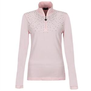 NWT Golfino Ladies Winter Power Troyer 3332627 302 Pink Sz 2 4 6 8 10 12 NEW