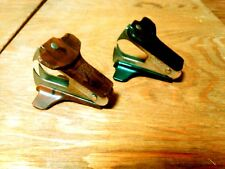Vintage Lot 2 Acro Mini Staple Removers Brown Black Made In New Jersey Usa