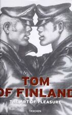 Tom of Finland: The Art of Pleasure (English, French and German Edition) by R…