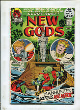 DC THE NEW GODS #6 (9.2) THE GLORY BOAT! LIGHTRAY APP, ORION APP, 1971