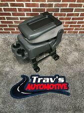 03-06 Chevy Silverado/GMC Sierra, Tahoe Center Jump Seat/Console, Dark Pewter