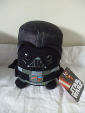 STAR WARS Movie - Licensed Star Wars DARTH VADER 15cm PLUSH SOFT TOY DOLL NEW
