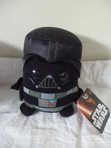 STAR WARS Movie - Licensed Star Wars DARTH VADER 15cm PLUSH SOFT TOY DOLL NEW