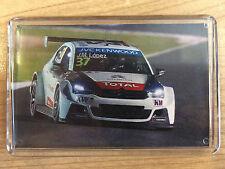 FIA WTCC 2015 Cars and Drivers World Touring Car Championship ~ Fridge Magnet