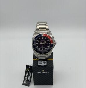 mens seiko prospex kinetic divers watch SKA759P1