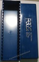 1 Blue PCGS Storage Box Holds 20 Coins