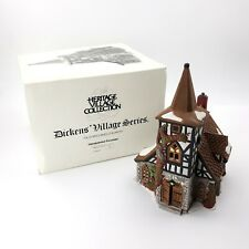 "Dept 56 Heritage Village Collection Dickens Village ""Old Michael Church"" #5562-0"